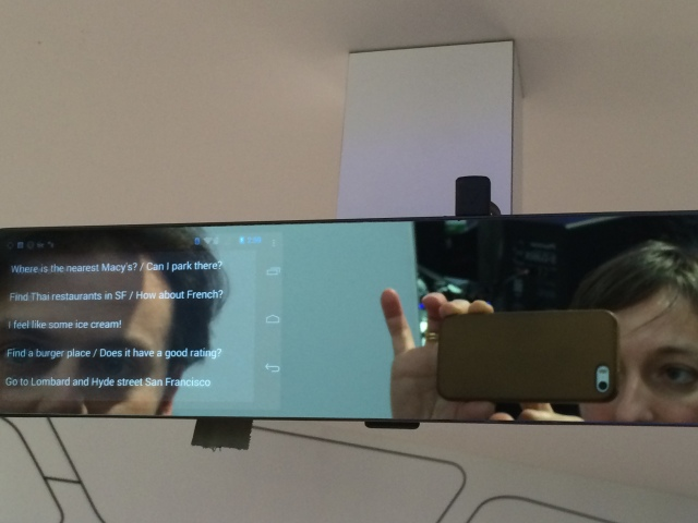 Robin Labs Builds A Rear-View Mirror Personal Assistant For New