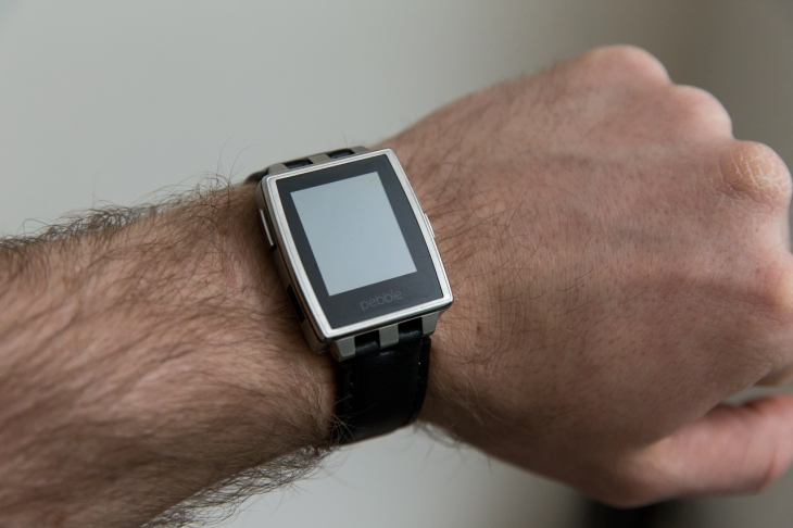 Purr Pebble Smartwatch App Vibrates Your Life Away In 5