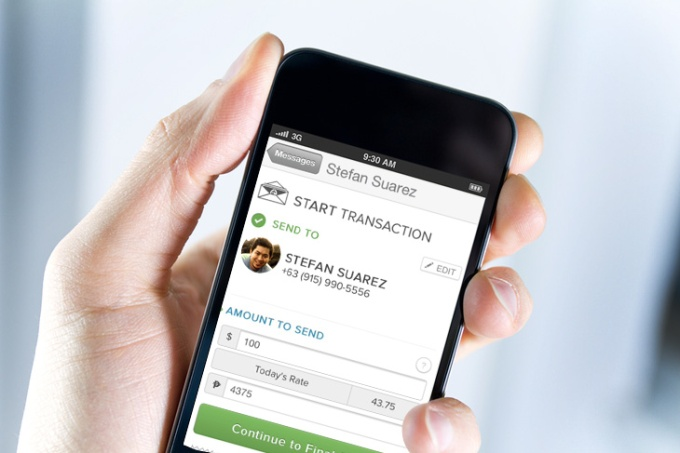 Mobile Money Transfer Service Remitly