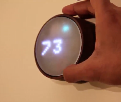 Spark io Hackers Make An Open-Source Nest Thermostat