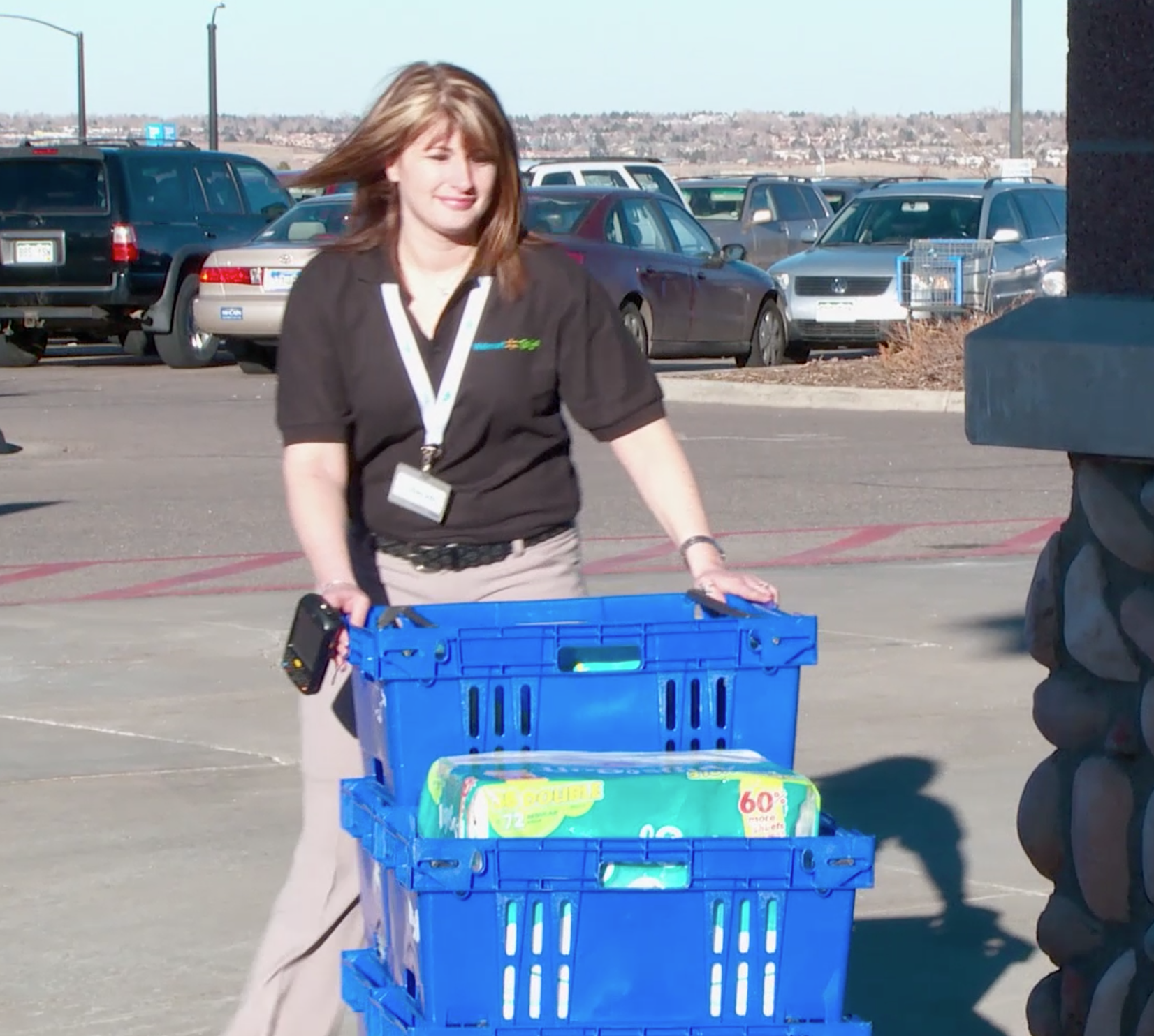 Walmart Begins Testing Online Grocery Shopping With Local