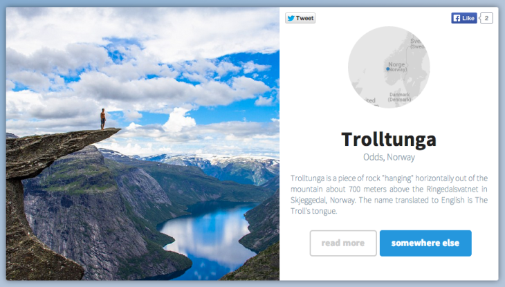 Travel The World From Your Web Browser With This Beautiful Instagram