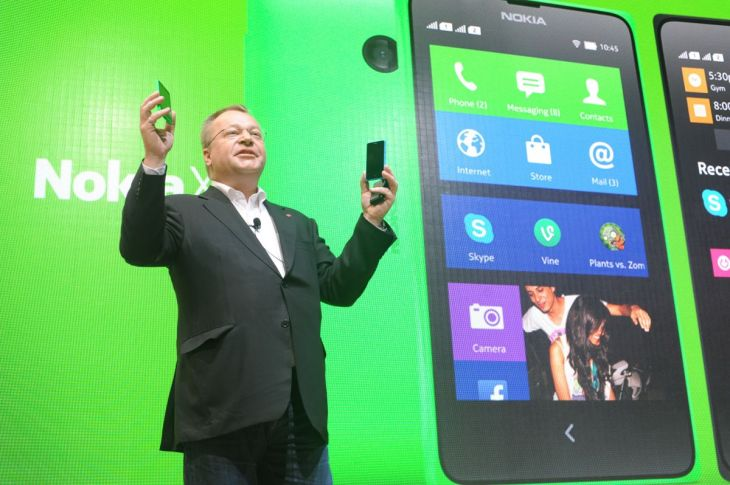 Nokia's Forking Of Android Could Benefit Google | TechCrunch