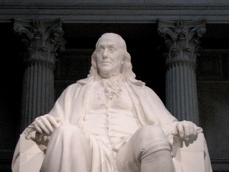benjamin franklin the world's most The first american has  the biographer also makes a very compelling argument that ben franklin was the most  benjamin franklin was the first american as.