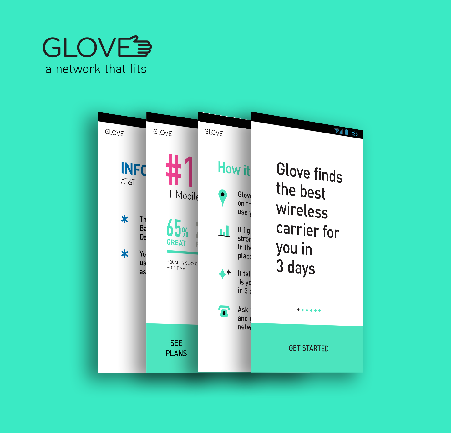 A New Android App Called Glove Will Tell You What Carrier Is Best