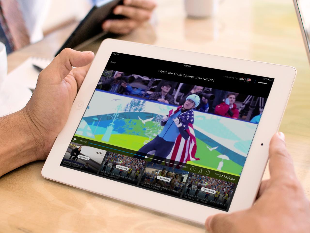 Adobe Sochi Olympics App Image v1