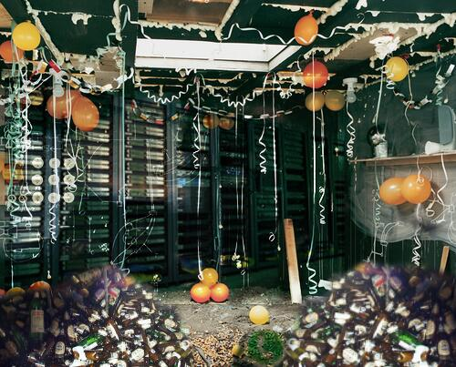 WhatsApp Server Room