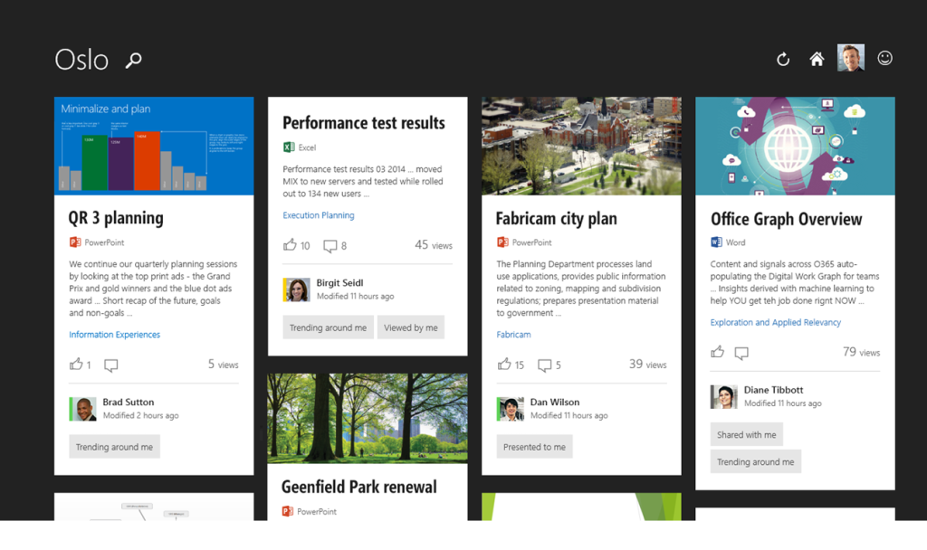 Microsoft Adds An Intelligent Social Layer With Groups Feature To