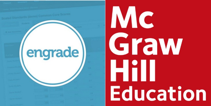 mcgraw hill buys engrade for 50m as it moves away from textbooks