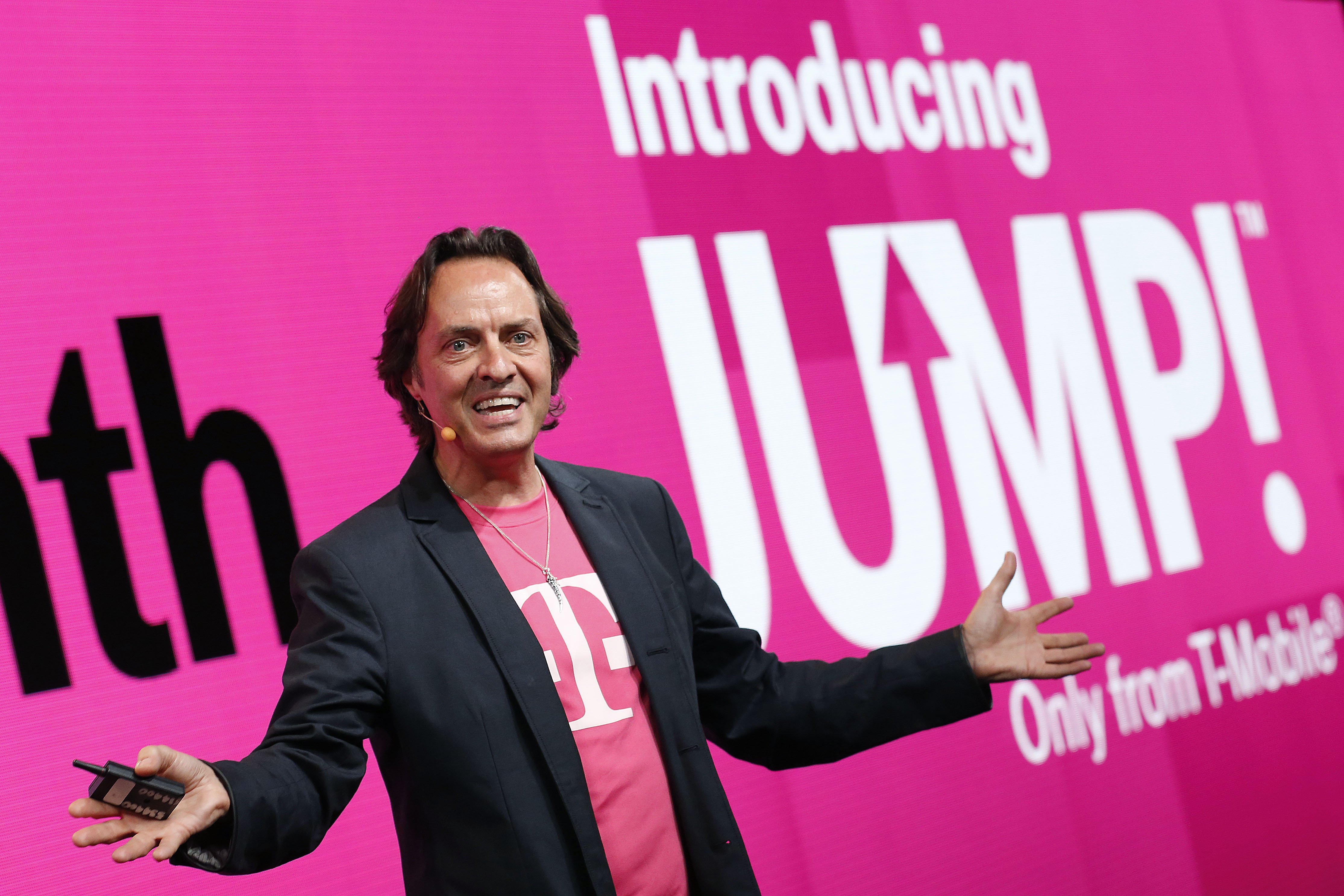 T Mobile Ceo John Legere Says Without The Iphone A Carrier Is