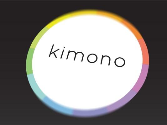 Kimono Web Scraper
