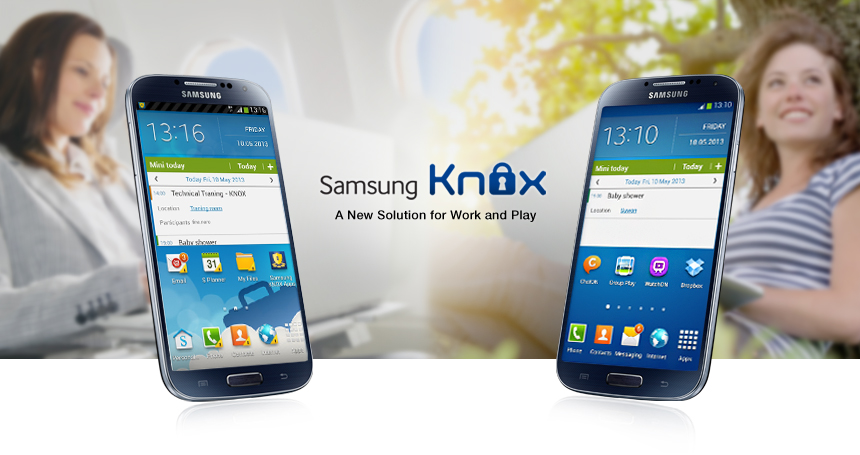 Samsung Introduces KNOX Marketplace, An Enterprise App Store Powered