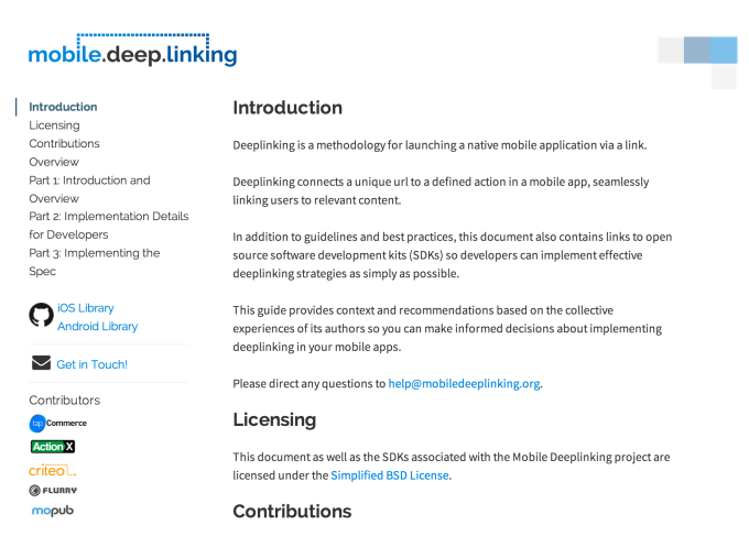 mobiledeeplinking