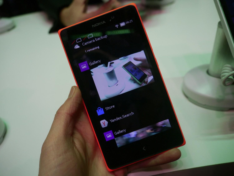 Nokias Mobile Ui Mixology Serves Up A Hybrid Family Of Devices To Nokia Xl Cyan Fastlane Main