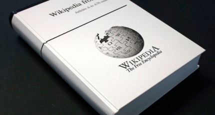 PediaPress Wants To Print The Complete English Wikipedia In