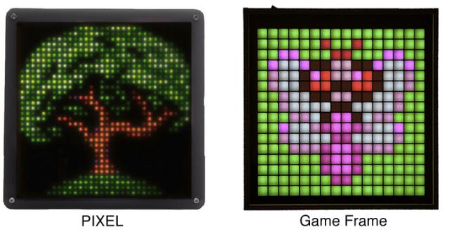 pixel gameframe