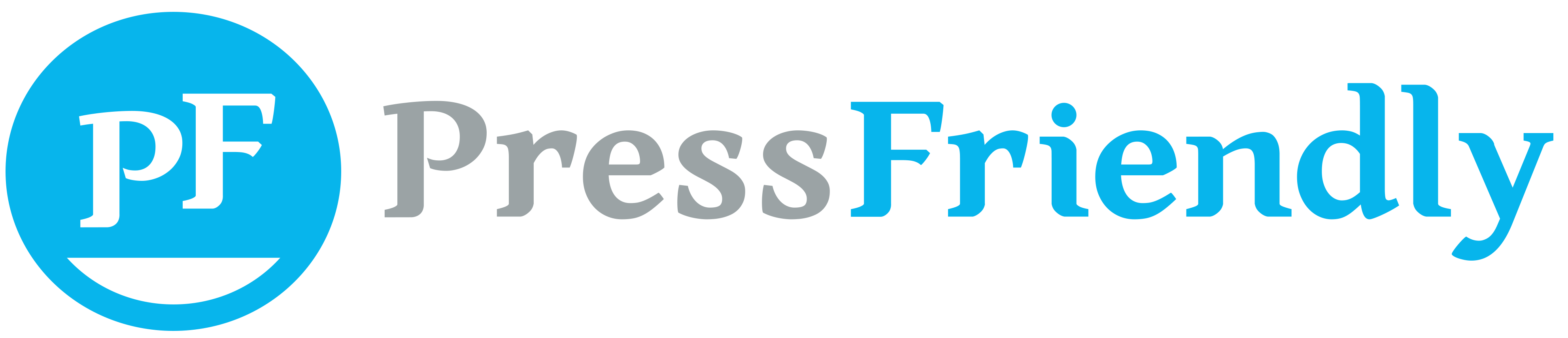 PressFriendly logo