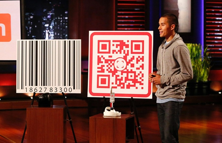"""How A Startup Accidentally """"Hacked"""" Shark Tank With A QR"""