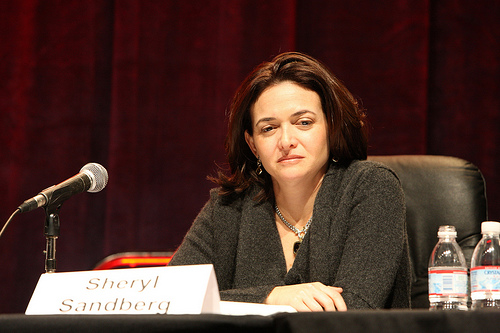Facebook's Sandberg And Ebersman Say They're Not Planning To