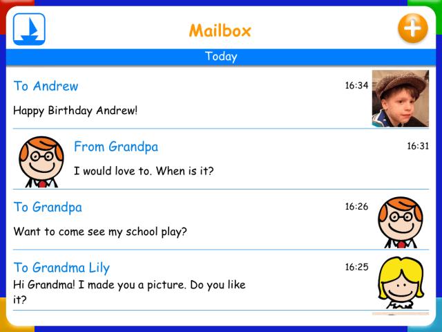 Tocomail iPad Mailbox