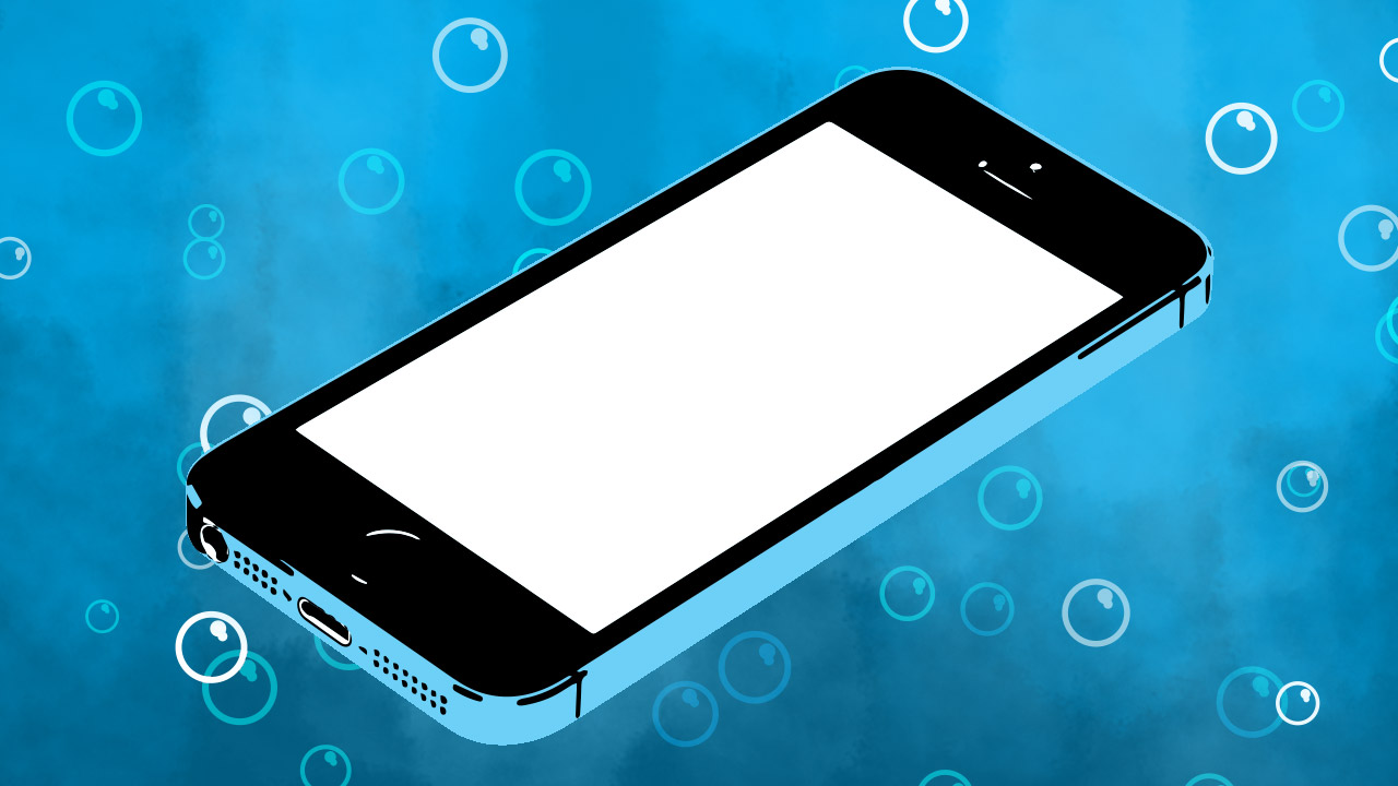 Apple, If Samsung And Sony Can Make A Waterproof Phone, So ...