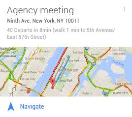 Google Now Arrives In Chrome Beta For Desktop   TechCrunch
