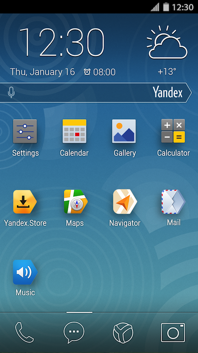 Yandex Offers Fee-Free Android Firmware Kit So OEMs Can Ditch Google
