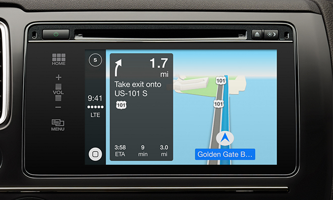 Dont Expect To Use Google Maps With Apple CarPlay TechCrunch - Google Maps Us 101