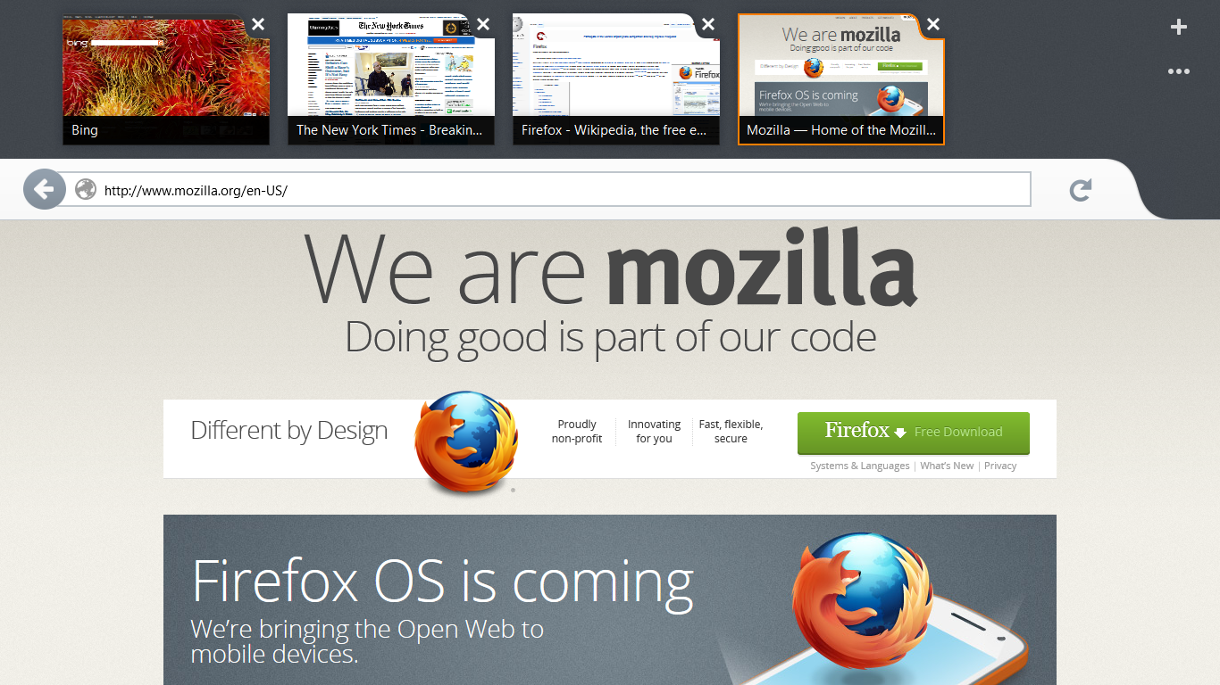 Mozilla Cancels Firefox For Metro Cites Fewer Than 1 000 Daily Active Users Techcrunch