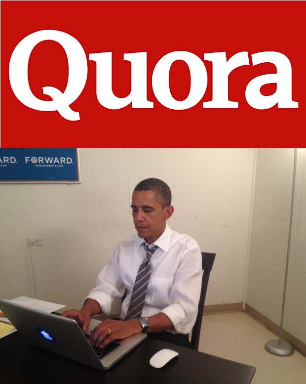 Quora Launches Verified Profiles Starting With Obama, Who'll