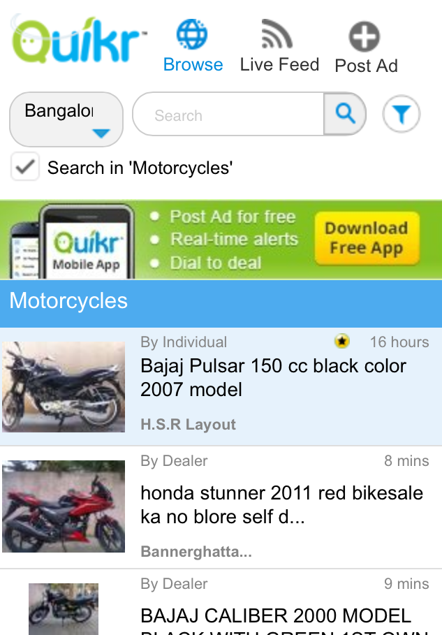 Indian Online Classifieds Site Quikr Confirms $90M Fund Raise Led By ...