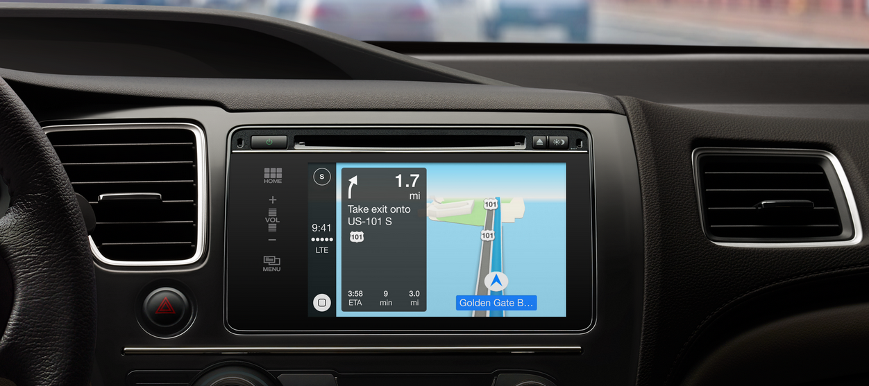 How CarPlay Works In A Ferrari FF, And How Apple Will Push