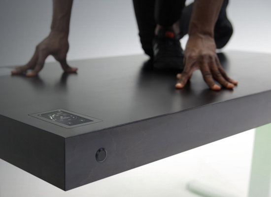 Stir A Kinetic Desk Startup From An Ex Apple Engineer