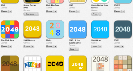 """Clones, Clones Everywhere – """"1024,"""" """"2048"""" And Other Copies Of"""