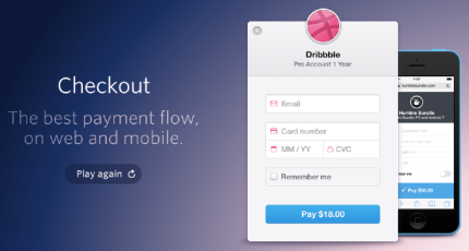 Stripe Debuts A New Checkout Experience With One Click Payments