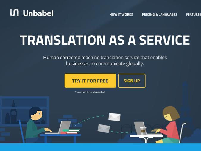new venture translate