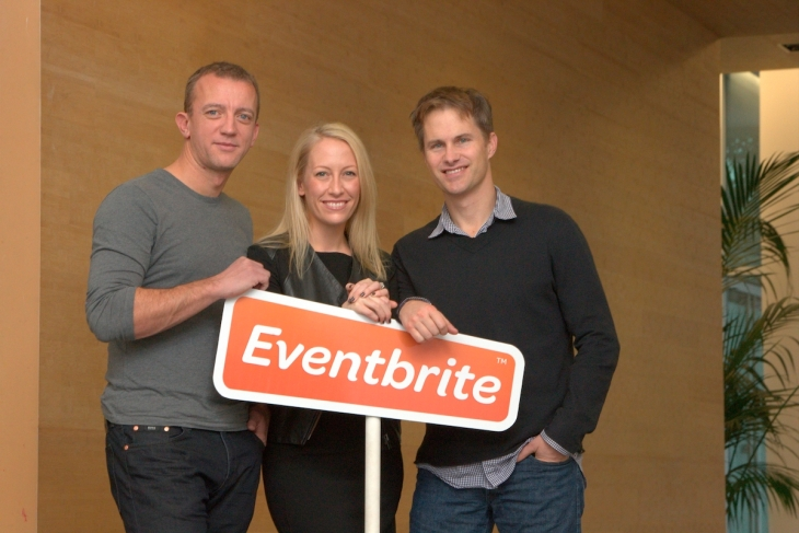 Eventbrite files for $200 million IPO | TechCrunch