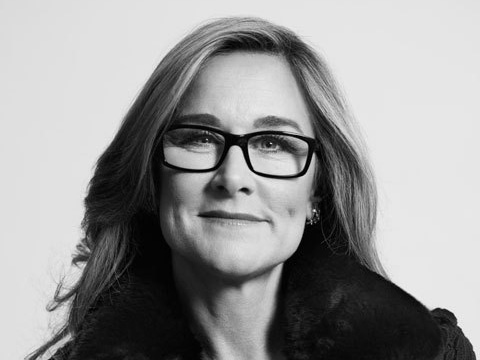 Daily Crunch: Spotify buys Gimlet and Anchor angela ahrendts sm