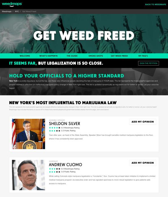 Get Weed Freed