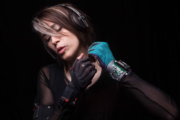 fast delivery buy cheap brand new Created With Imogen Heap, Mi.Mu Turns Hand Gestures Into ...