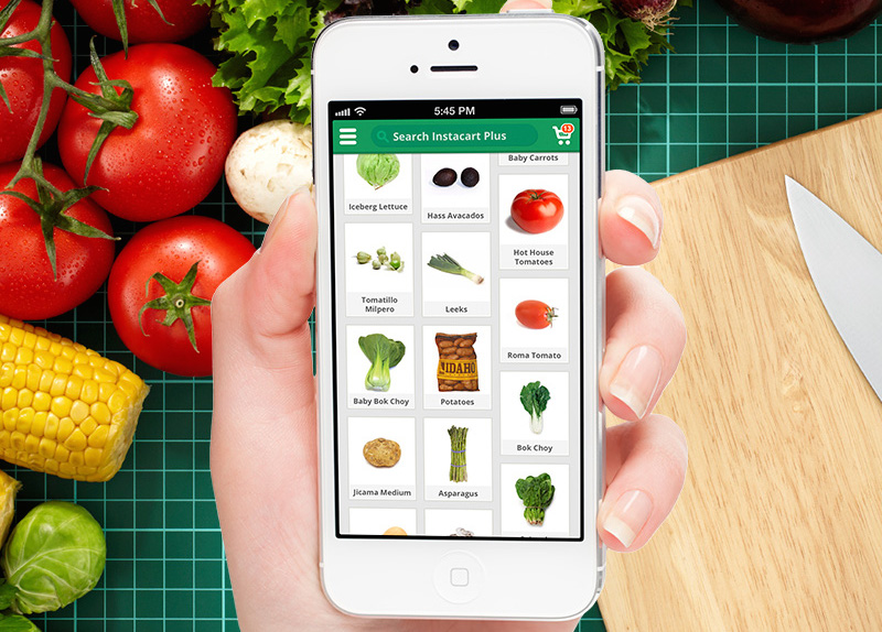 Instacart Makes Some Of Its Contractors Part-Time Employees | TechCrunch