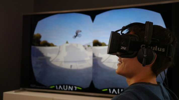 Verizon picks up the assets of Disney-backed VR startup Jaunt
