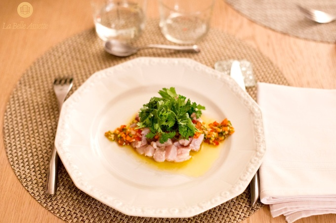 la belle assiette launches its on demand chef service in belgium and