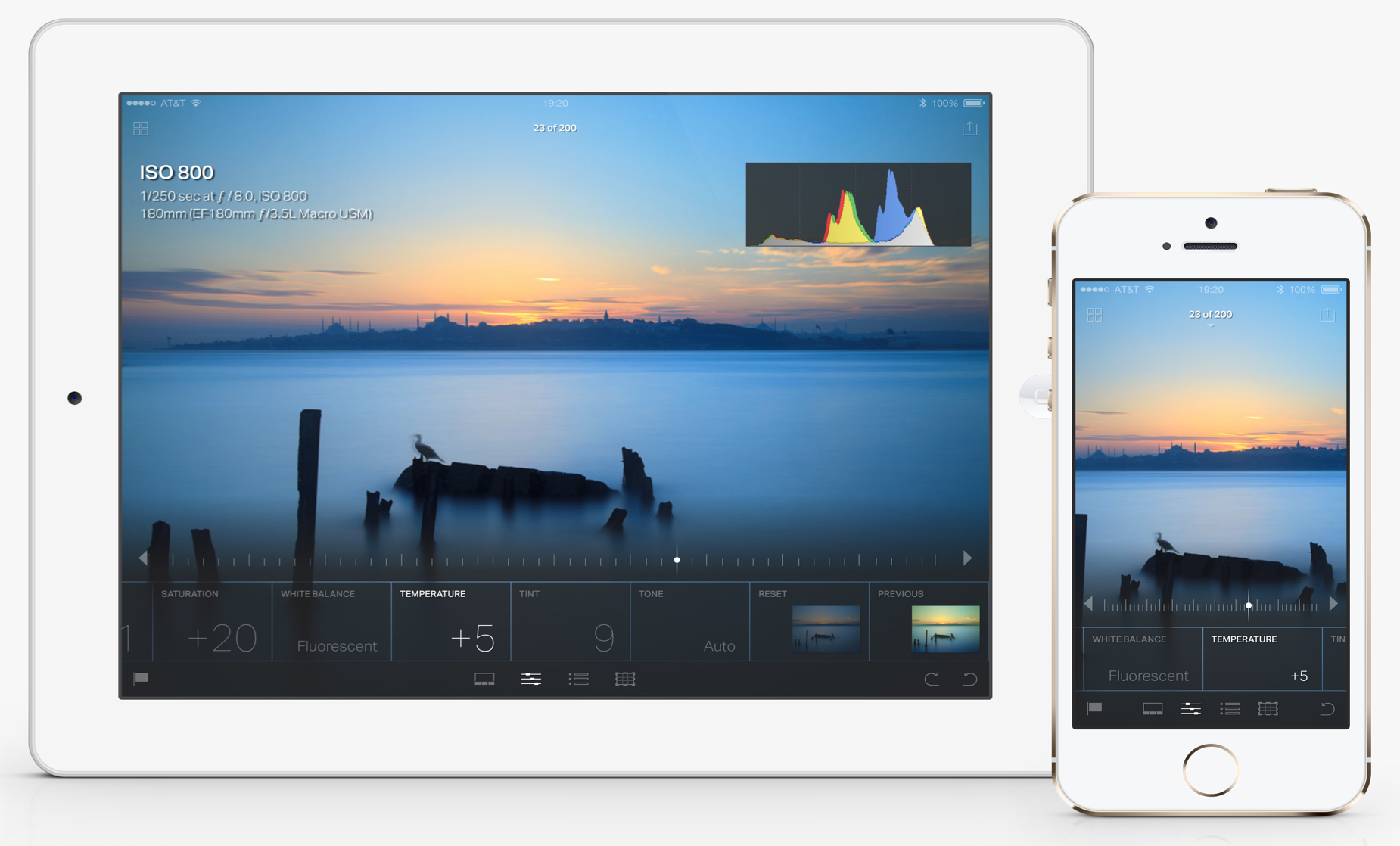 Adobe Announces Lightroom Mobile For iPad And iPhone | TechCrunch