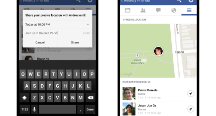 "Facebook Launches ""Nearby Friends"" With Opt-In Real-Time Location"