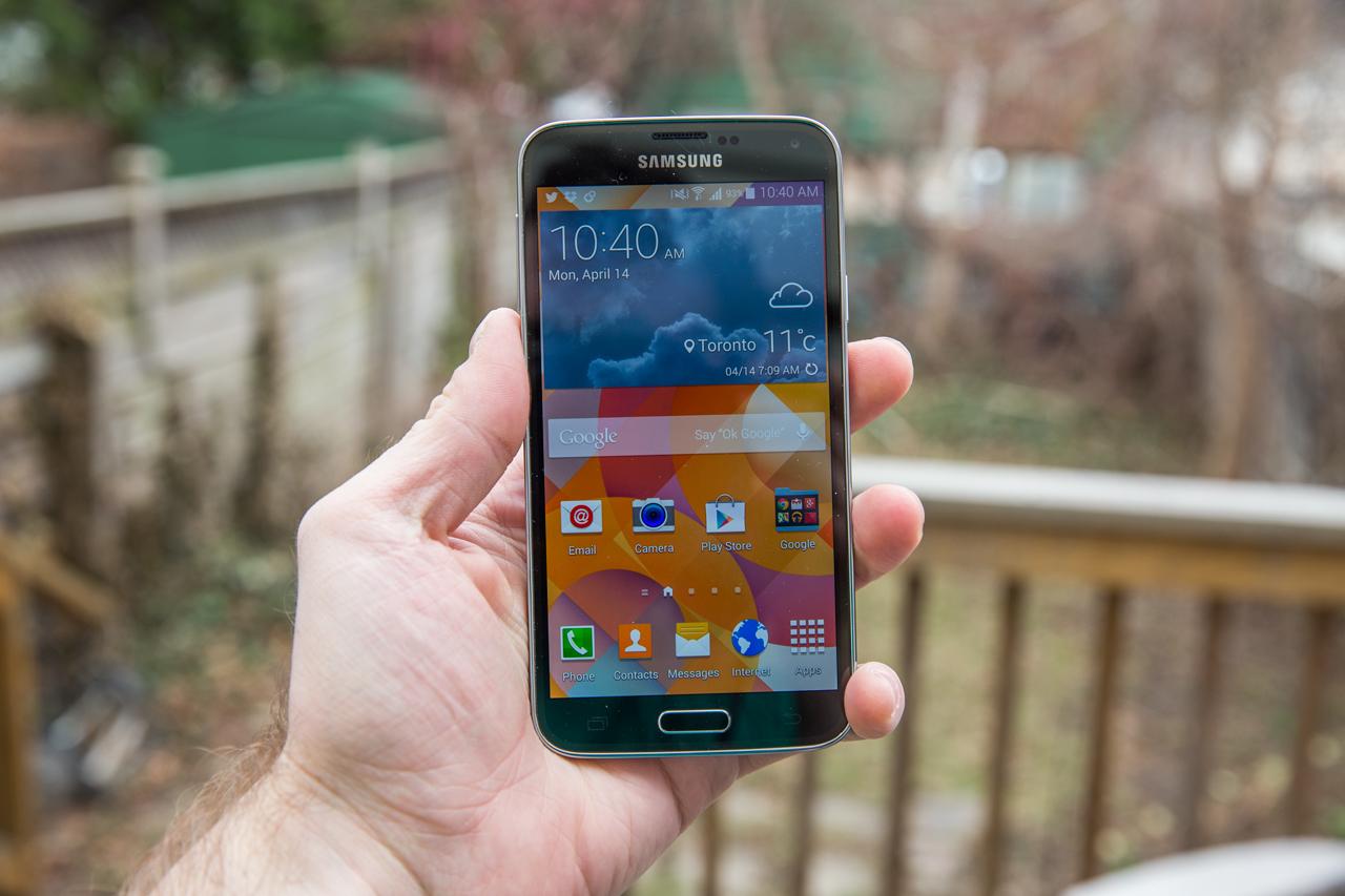 Samsung Galaxy S5 Review: More Evolution Than Revolution Despite New Hardware Features – TechCrunch