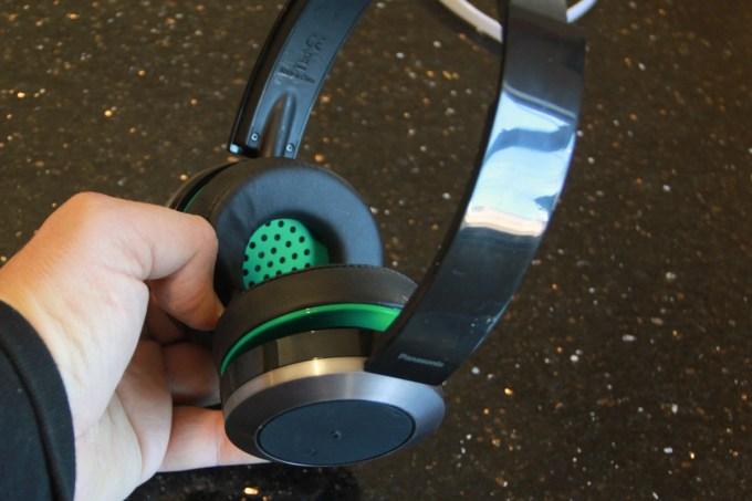 A Week With Panasonic's BTD10 Bluetooth Headphones | TechCrunch