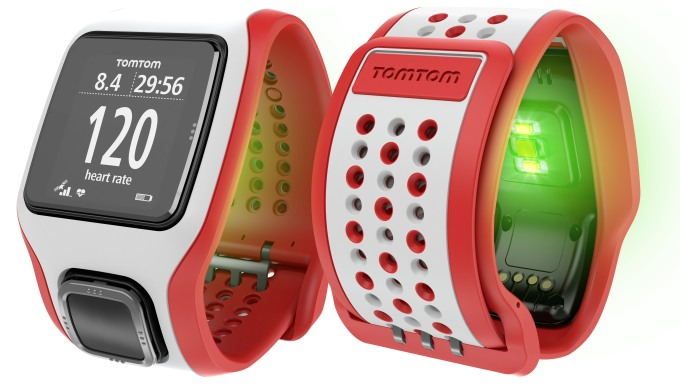 TomTom Cardio Sport Watch
