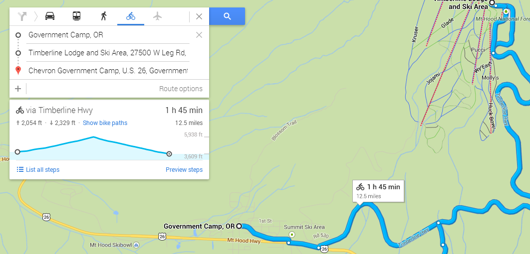 how to turn on altitude on google maps