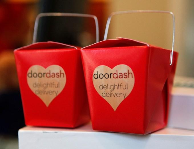 become doordash driver